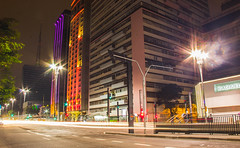 Avenida Paulista (brunomadskulls) Tags: cidade city centro centrovelho cidadecinza canon saopaulo sopaulo sp street