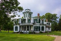 Buffalo Bill's House (Eridony) Tags: northplatte lincolncounty nebraska statepark house historic nrhp towerhouse constructed1886 nationalregisterofhistoricplaces secondempire
