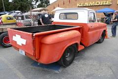 1965 chevrolet C10 (bballchico) Tags: 1965 chevrolet c10 pickuptruck ratbastardscarshow carshow 60s 206 washingtonstate