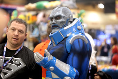 Apocalypse cosplayer (Gage Skidmore) Tags: apocalypse x men xmen phoenix comicon fan fest 2016 convention center arizona cosplay cosplayer