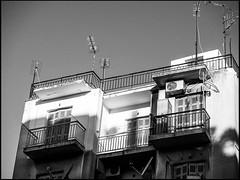 20161119-018 (sulamith.sallmann) Tags: athen attika building bw city gebude greece griechenland haus house schwarzweis stadt sw urban wohnhaus grc sulamithsallmann