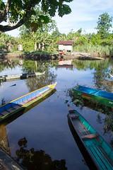 Asmat village