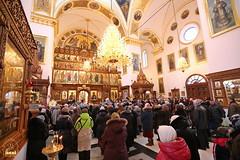 22. Arrival of Sanctities at Lavra / Прибытие святынь в Лавру 01.12.2016