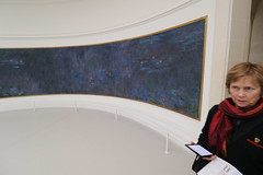 NH0A0523 (michael.soukup) Tags: impressionism impressionist art orangerie musee musedelorangerie paris france painting waterlilies monet matisse picasso sisley museum mural tuileries concorde masterpiece