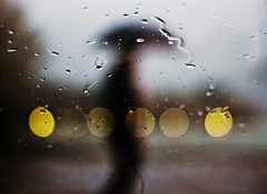 Silhouette (PattyK.) Tags: ioannina giannena greece grecia griechenland rain autumn november rainywindows raindrops nikond3100 amateurphotographer ilovephotography      2016   oof