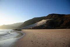 Beach Cliffs at Delicia (indomitablemachine) Tags: delicia beach cliffs island sand sea socotra yemen hadhramautgovernorate ye