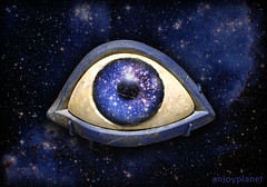 SUMER-EYE (anjoyplanet) Tags: sumer thot hermes table dmeraude lapislazuli emerald citation trismgiste cosmos space observation eye oeil regard photoshop creation anjoyplanet