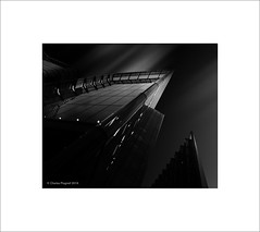 London office (Charlie Pragnell) Tags: modern architecture modernarchitecture reflections olympusuk olympuseurope longexposure olympusomdem10mii