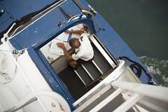 IMG_8922 (Bernardo Roggio) Tags: canon eos 6d 2470mm f28l ii usm bernardo roggio ship barco nave marino marinero lake lago boat water bote viejo old man