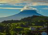 Pico & lenticular above Ribeirinha (r.moreira32) Tags: cloud lenticular pico faial ribeirinha island volcano azores portugal nikon d3200 35135mm