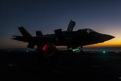 F-35B On Board USS America (Lockheed Martin) Tags: vmfa211 f35 f35lightningii ussamerica f35b stovl usmarines usmc