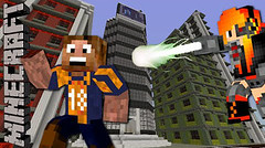 Quantum Labs Map (Teen Thng Tn) Tags: minecraft game 3d