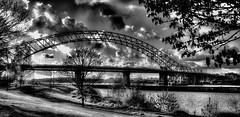 Silver Jubilee Bridge, Runcorn (Keo6) Tags: