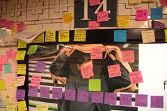 IMG_2203 (neatnessdotcom) Tags: union square subway station postit notes wall tamron 18270mm f3563 di ii vc pzd canon eos rebel t2i 550d