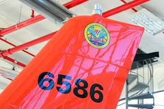 Tail Markings, MH-65D 6586 (Ian E. Abbott) Tags: uscoastguard6586 uscg6586 mh65d6586 6586 uscoastguardairstationsanfrancisco uscgairstationsanfrancisco uscoastguardsfo uscgsfo uscoastguard uscg uscoastguardhelicopters uscghelicopters coastguardhelicopters coastguard helicopters sanfranciscointernationalairport sanfranciscoairport sfo
