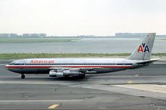 N7582A Boeing 707-123B American Airlines (pslg05896) Tags: n7582a boeing707 americanairlines jfk kjfk newyork