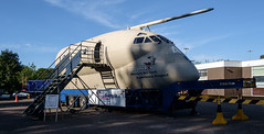 XV240 Nimrod, Kinloss (wwshack) Tags: aircraftmuseum kinloss moray morayvia nimrod raf royalairforce scotland xv240