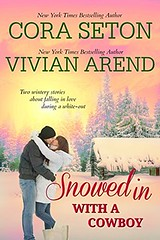 Snowed in with a Cowboy (CoverReveals) Tags: romance contemporary western cowboys rancher