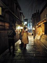 Nokton10.5mmf0.95 (gotto510) Tags:         105mm nokton105mmf95    women wonderful autumn kyoto kool kimono girl gion images olympus omd photo photographstreet photography photos love street snapphoto shooting snap sexy