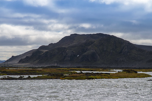River in Landmannalaugar 2