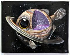 Veks Van Hillik - Saturn Over Fish (Thethe35400) Tags: poisson fish pescado fisch arrain peix peixe pesciu pesce fisk ryba pete