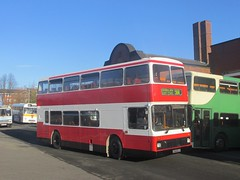 MP Travel K573RRH Museum of Transport, Manchester on 56A (2) (1280x960) (dearingbuspix) Tags: eastyorkshire eyms 573 preserved k573rrh manchesterchristmascracker manchesterchristmascracker2016 mptravel museumoftransportgreatermanchester museumoftransport