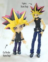 DSCF6333_resize (Moondogla) Tags: cupoche yami yugi yugioh toy poseable figure