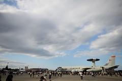 USAF E-3 in Yokota Friendship Festival 2015 (ykanazawa1999) Tags: usaf e3 yokota airbase fussa tokyo japan