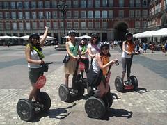 Geneve (Switerland) & Madrid Segway. (www.madrid-segway.com) Tags: madrid plaza party suiza geneve mayor genova segway hen turismo cultura turism switerland felipeiii madridsegway