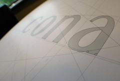 Cona type (Ltr10 Creative) Tags: logo typography design graphicdesign marks identity type brand branding logotype logodesign