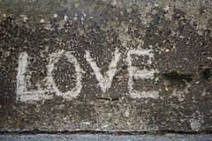 Love (Rosmarie Wirz) Tags: words reversegraffiti gettyaccepted gettyimageswants