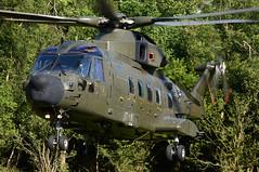 ZJ998 - AgustaWestland EH-101 Merlin HC3A - Royal Air Force (Mark Empson - Bourneavia Photography) Tags: zj998