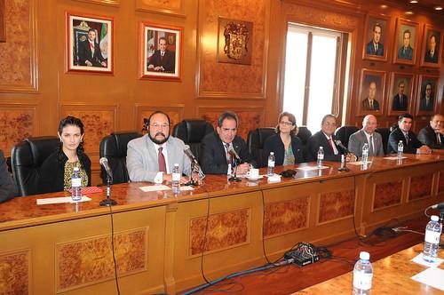 Reunión con Universidades Tecnológicas y Politécnicas