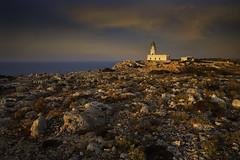 Menorca - Far de Cavalleria (Gian Antonio) Tags: sunset lighthouse faro mediterraneo day cloudy menorca spagna minorca baleari leefilters nikond700 gianantoniozapparoli