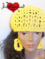 """Crochet Cotton Summer Hat • <a style=""""font-size:0.8em;"""" href=""""http://www.flickr.com/photos/66263733@N06/9403548371/"""" target=""""_blank"""">View on Flickr</a>"""