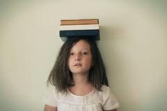 (GkceNafak) Tags: girl book