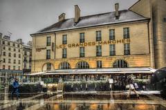 les grandes marches (khora) Tags: street urban paris landscape opera candid hdr