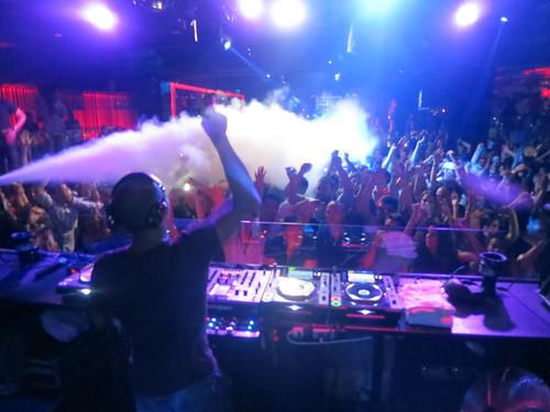 18 Aug 2013 - Opium Mar, Barcelona