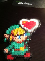 Link with Heart