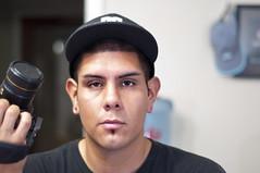 portrait 1000 (djericray) Tags: selfportrait blackwhite downtown latino hispanic sanantoniotexas nikkor50mm18f nikkor105mmf28fisheye nikond90 d7000 nikond7000 djericray djphrost