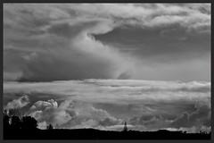 Storm (Zelda Wynn) Tags: storm weather blackwhite skies scenic auckland artgalleryofnsw cloudscape troposphere inspiredbyalfredstieglitz zeldawynnphotography