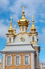 Palacio Peterhof, San Petersburgo (Rusia). (espada100) Tags: san jardin sigma os 1750 petersburgo palacio rusia