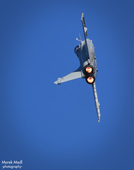 Rafale solo display (Madl Marek) Tags: france de photography nikon display solo salon armee lair paf rafale 60ans