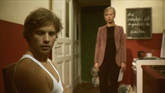 """Moving out: """"You owe me 286.48 euros for the deposit."""" (Scene from '13 stages') (soda.film) Tags: love film still relationship romantic breakup shortfilm modernrelationship 13stages 13stufen"""