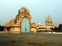 A Hindu Temple in Chattarpur Complex, New Delhi (Mohan.Singh) Tags: temple god delhi religion hindu hinduism deity newdelhi chattarpur chatarpur chhatarpur
