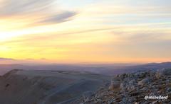 Mont Ventoux Sun rise (mshellard) Tags: sunset mountain france nature sunrise canon landscape provence paysage mont ventoux
