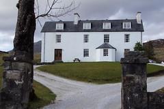 Guest house at Inchnadamph Scotland. (denisbin) Tags: house cottage inchnadamph cotland westernscotland guesthouse
