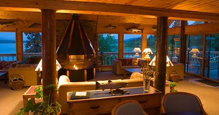 Alaska Luxury Fly-Out Fishing Lodge 10