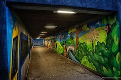 Subway... (antwerpenR) Tags: travel europe belfast northernireland ulster holywood 5photosaday epz1650mmf3556oss