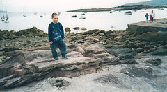 Image titled Sean Elliot Millport Beach 1998